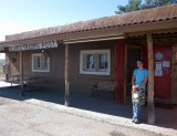 Roadside Trading Post near Bloomfied New Mexico