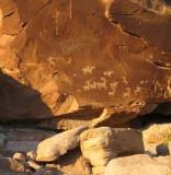 Rock Art, Arches NP