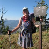 Joining in the Skyline Trail YNP