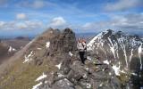 April 08 An Teallach, NW Scotland Martina