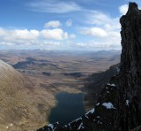 April 08 An Teallach, North West Scotland Lord Berkely's seat