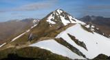 May 08 On the south Glen Shiel ridge