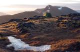 May 08 south Glen Shiel ridge