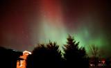 Great Aurora of 1991 (North View)