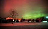 Great Aurora of 1991 (North View of Neighborhood)