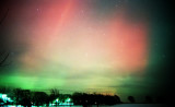 Great Aurora of 1991 (East View)