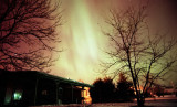 Great Aurora of 1991 (Overhead)