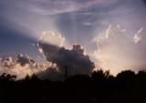 Cumulus Rays