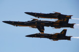 Tight Formation of Blue Angels