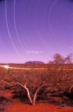 Uluru Star Trails 2