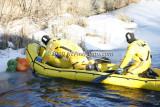 01/07/2010 Ice Rescue Drill Whitman MA