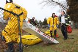 01/28/2010 Ice Rescue Drill Whitman MA