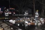 03/11/2010 Trash Truck Fire Brockton MA