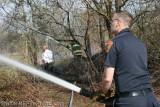 04/23/2008 Brush Fire Whitman MA