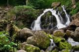 Bornholm's streams and waterfalls