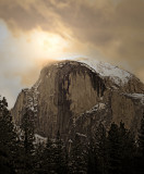 Half Dome...Carved by Ice