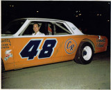 Freddy Fryar in the P B Crowell Racing 48