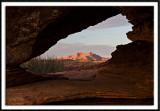 Red Rock Window