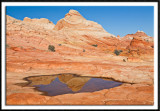 North Coyote Buttes Reflection