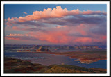 Wahweap Bay at Sunset - Lake Powell