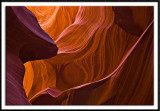 Lower Antelope Canyon Abstract