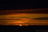Coucher de soleil / Sunset The Whistle - Long Eddy Point