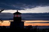 PhareThe Whistle - Long Eddy Point Lighthouse