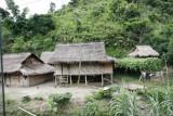 Traditional Houses, Xieng Kouang, Laos