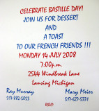 Bastille Day in Lansing