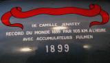 100 km per hour in 1899