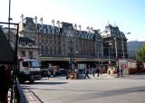 Victoria Station and Underground