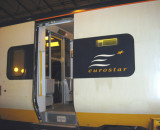 Return to Paris on the Eurostar