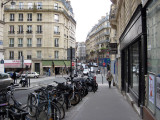 Rue Lacepede looking east