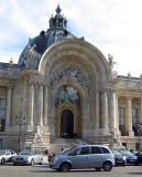 Petit Palais across the street