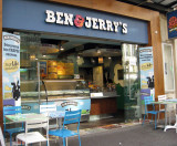 Ben & Jerry's sell crêpes in Paris!
