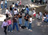 Activity in the zocalo