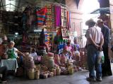 The Juarez market