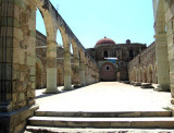 Open air chapel