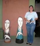 Irene of the Galleria Arte de Oaxaca