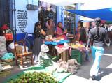 The market at Tlacolula