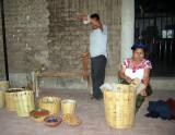 Spinning the yarn