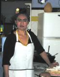 Frida Kahlo look-alike