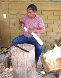 Epifanio Fuentes, the father & head of family