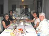 Final dinner at Casa Oaxaca