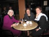 At Kellog Center with Ursula and Vera