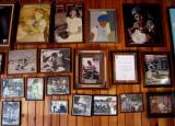 Photographs & mementos of Dona Rosa