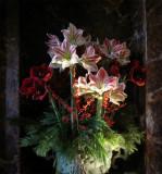 Jul - en blomsterfest !