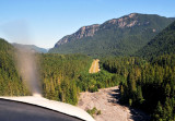 final approach Ranger Creek (21W)
