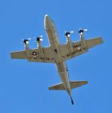 P-3 going around