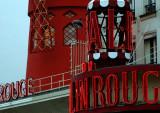 famous Moulin Rouge